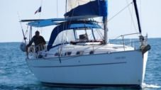 Sailboat Beneteau Cyclades 39 for rental