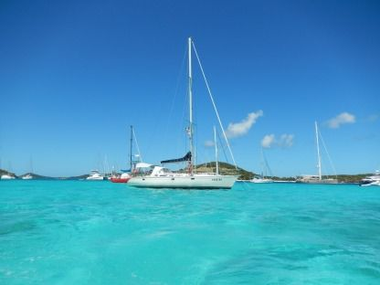 Charter Sailboat Jeanneau Sun Kiss 47 Saint Vincent and the Grenadines
