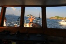 Motorboat Inace Trawler Yacht Boat for rental