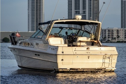 Charter Motorboat Sea Ray Express Cruiser 36 Aventura