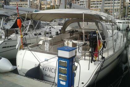 Hire Sailboat BAVARIA CRUISER 45 Palma de Mallorca