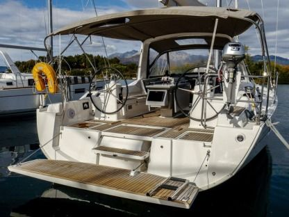 Rental Sailboat Beneteau Oceanis 41.1 Kotor