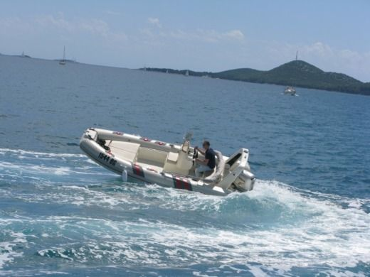 Barracuda 530 in Biograd na Moru for hire