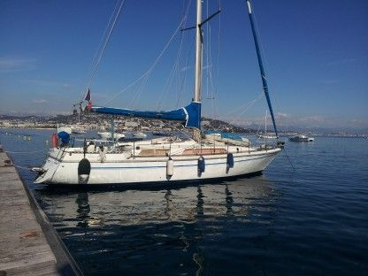 Charter Sailboat Guy Couach V12 Cannes
