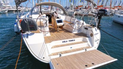 Charter Sailboat Bavaria 51 Cruiser Split