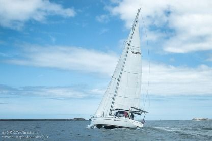 Rental Sailboat Dufour 50 Classic Cherbourg