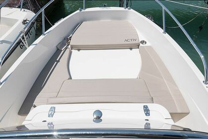 Hire Motorboat QUICKSILVER 555 Makarska
