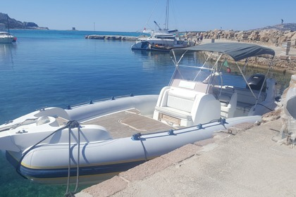 Location Semi-rigide MARLIN 28' FB 350 CV ALGHERO Alghero