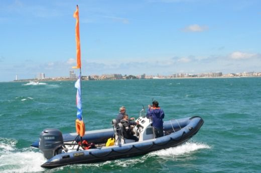 XS RIBS XS 650 in Les Sables-d'Olonne for hire