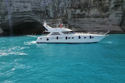 Hire Motor yacht Princess V56 Antalya