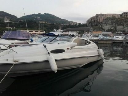 Charter Motorboat Regal 21 50 Tropea