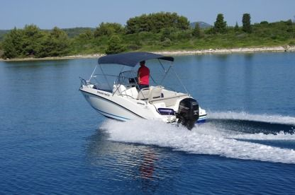 Rental Motorboat Quicksilver 555 Activ Turanj