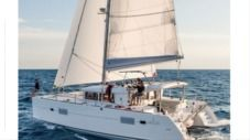 Location Catamaran Lagoon 400 English Harbour