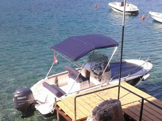 Primus Marine Fisher FISHER 20 à Dubrovnik entre particuliers