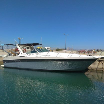 Rental Motorboat Wellcraft Grandsport 35 Rethymno