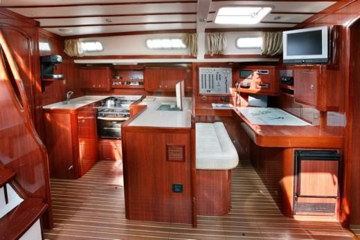 Sailboat Ocean Star Ocean Star Yacht 56.1 peer-to-peer