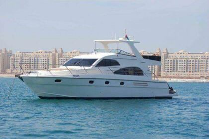 Hire Motor yacht Gulf Craft 60 Dubai