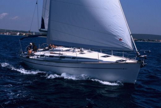 Sailboat Bavaria 44 Cruiser for rental