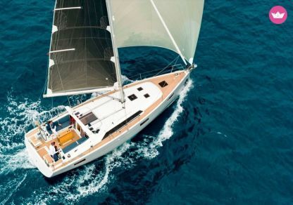 Rental Sailboat  Oceanis 41 Kotor