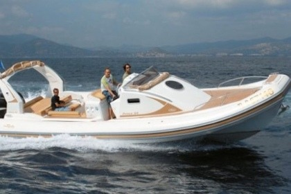 Charter RIB Nuova Jolly 34 cabin Cannes