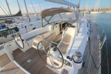 Sailboat Beneteau Sun Odyssey 54 for rental