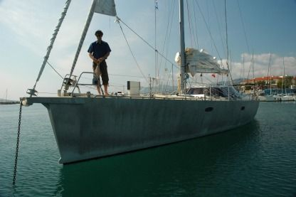 Charter Sailboat Gael Rochette Kaila Leeward Islands