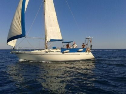 Charter Sailboat Marine Project Moody 346 Aguadulce
