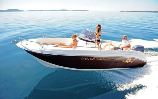 Alquiler Lancha Pacific Craft 625 Open Ibiza