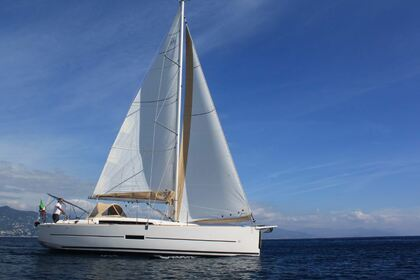 Rental Sailboat DUFOUR 350 Grand Large Rapallo