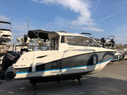 Rental Motorboat Quicksilver Activ 705 Port-des-Barques