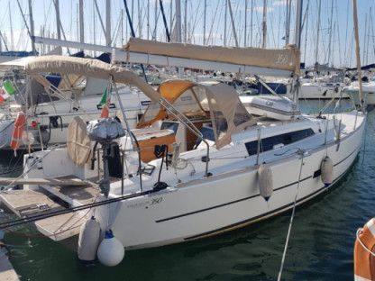 Charter Sailboat Dufour 350 Grand Large Piombino