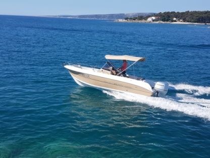Rental Motorboat Atlantic Marine Open 670 Krk