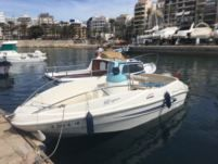 Motorboat Astromar Open 450 for hire