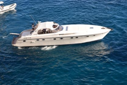 Rental Motorboat Rizzardi 50 Top Line Vico Equense