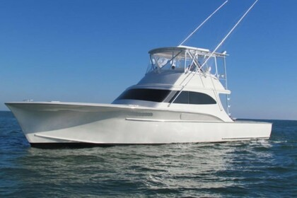 Aluguel Lancha Custom 46' Morehead City