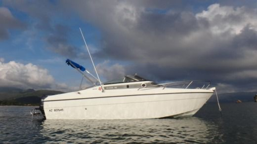 Jeanneau Leader 550 in Propriano
