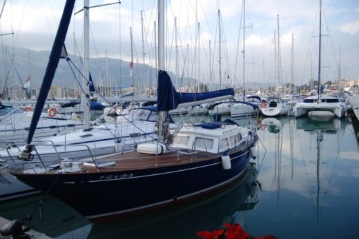 Belliure Ifach 38 in Valence for hire