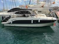Rental Motorboat Quicksilver Active 805 Sd Villajoyosa