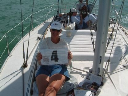 Charter Sailboat Catalina 387 Fort Lauderdale