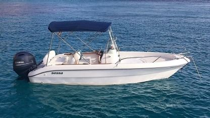 Charter Motorboat Sessa Key Largo 19 Formentera