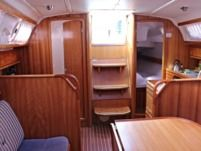 Sailboat Bavaria 33 C for rental