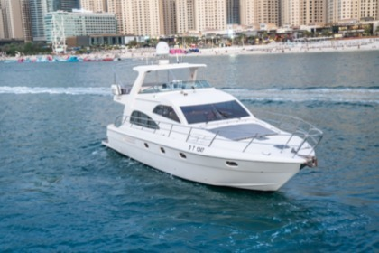 Hire Motor yacht Gulf craft 2013 Dubai