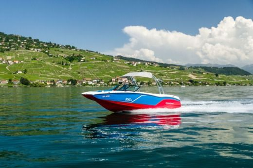 Mastercraft NXT22 in Lutry for hire