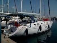 Charter Sailboat Dufour Gib Sea 51 Corfu
