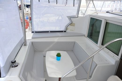 Catamaran Lagoon 420 for hire