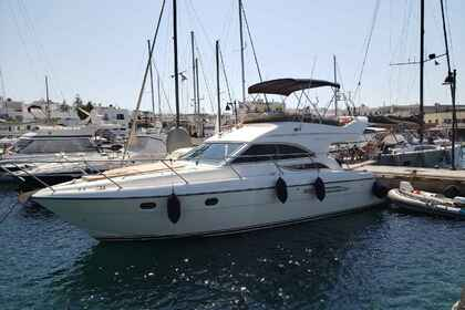 Rental Motorboat Princess Princess 40 flybridge Paros