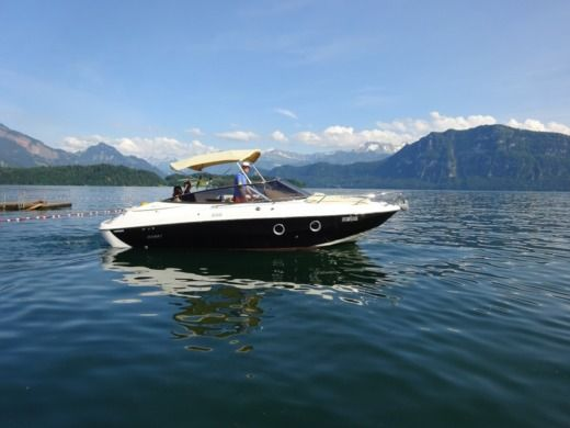 Charter Motorboat Sessa Marine S26 Switzerland