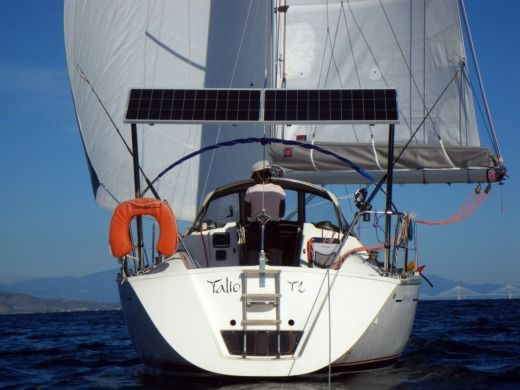 Sailboat Jeanneau Sun Light 30 for rental