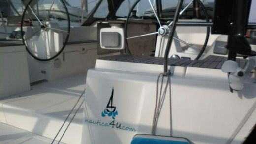 Sailboat Dufour 405 Grand Large for hire