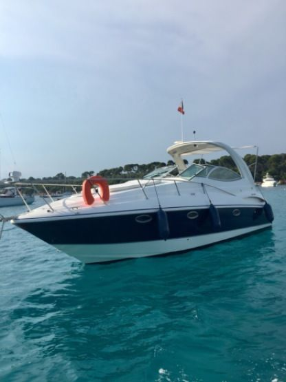 Alquiler Lancha Cruisers 300 Express Cannes